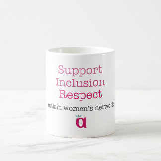 Support Inclusion Respect Mug