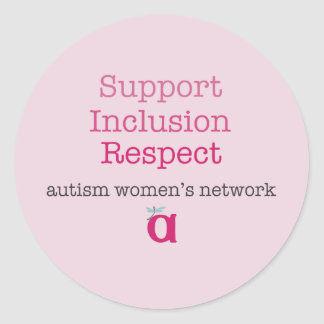 Support Inclusion Respect Stickers