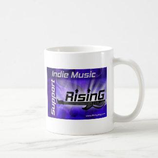 Support Indie Music Coffee mug