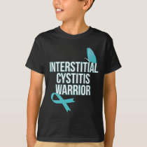 Support Interstitial Cystitis Awareness War T-Shirt