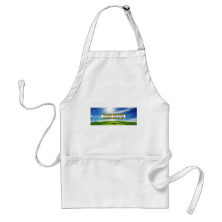 Support Israel Defense Forces Adult Apron