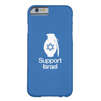 Support Israel - Gaza Hamas Conflict iPhone 6 case
