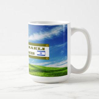 Support Israel IDF Classic White Coffee Mug