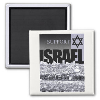 Support Israel Fridge Magnets