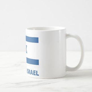 Support Israel Mugs