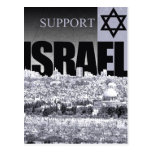 Support Israel Postcards