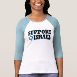 Support Israel Tee Shirts