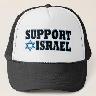 Support Israel Trucker Hat