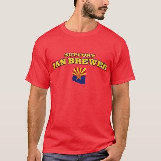 Support Jan Brewer T-Shirt