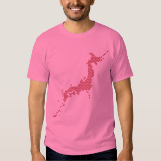 Support Japan (Red) T-shirt