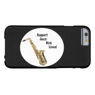 Support Jazz iPhone 6 Barely There iPhone 6 Case