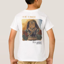 Support Julia's Fight!  Julia Warrior Image T-Shirt