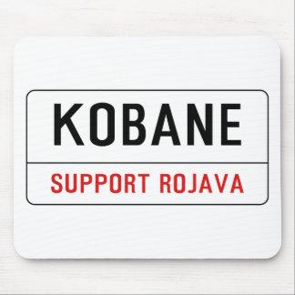 Support Kobani Mouse Pad