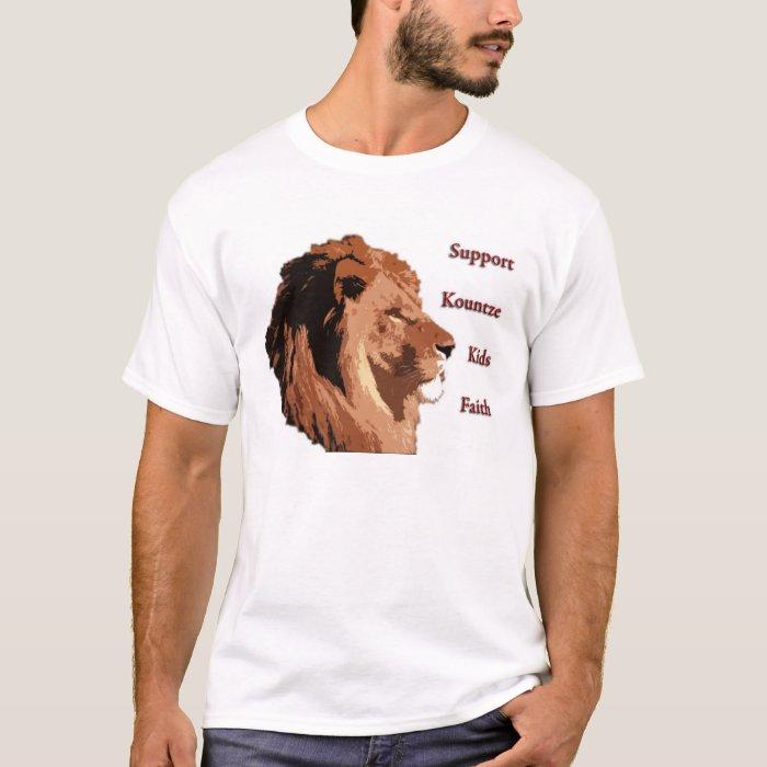 Support Kountze Kids Faith T-Shirt