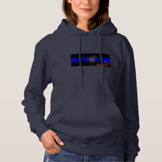 Support LEOs Hoodie