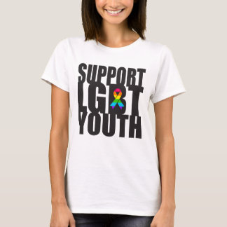 Support LGBT Youth T-Shirt
