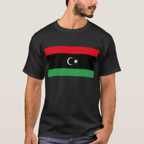 Support Libya to be Free T-Shirt