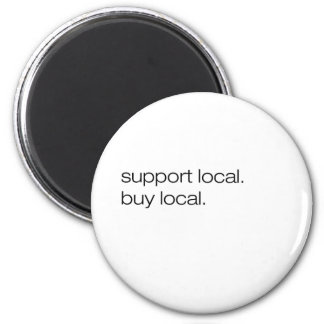Support Local Buy Local Magnet