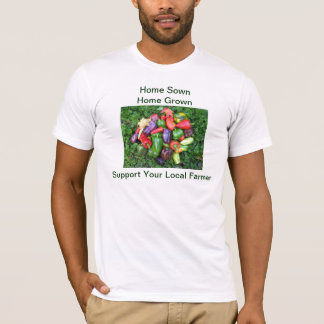 Support Local Farmers - Growers T-Shirt
