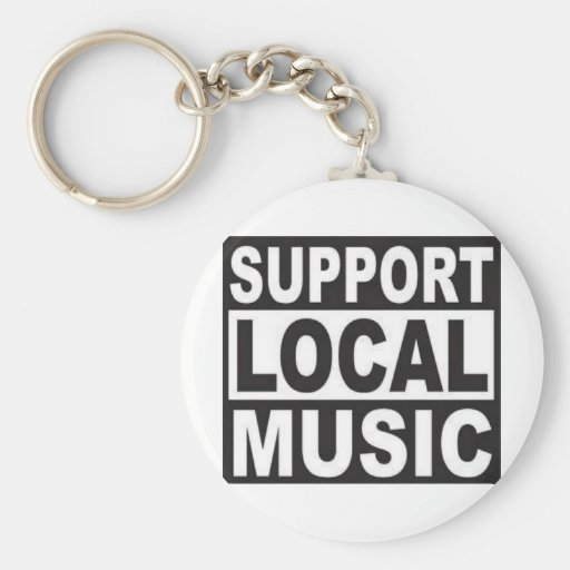 support_local_music_aed key chains