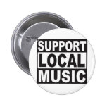 support_local_music_aed pinback buttons