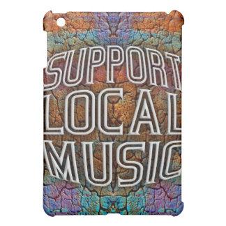 Support Local Music iPad Mini Cases