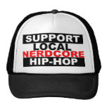 Support Local Nerdcore Hip-Hop Hat