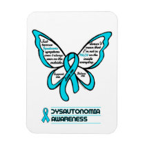 Support/Love/Believe...Dysautonomia Magnet
