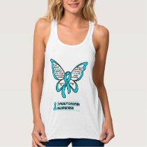 Support/Love/Believe...Dysautonomia Tank Top