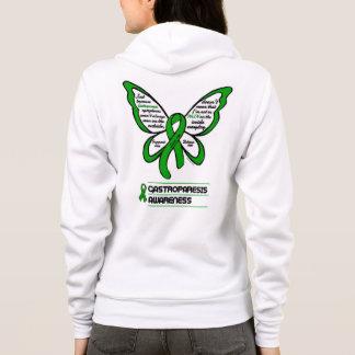 Support/Love/Believe...Gastroparesis Hoodie