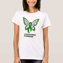 Support/Love/Believe...Gastroparesis T-Shirt