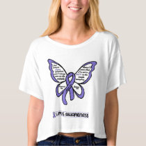 Support/Love/Believe...Lupus T-shirt