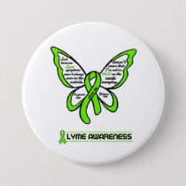 Support/Love/Believe...Lyme Button