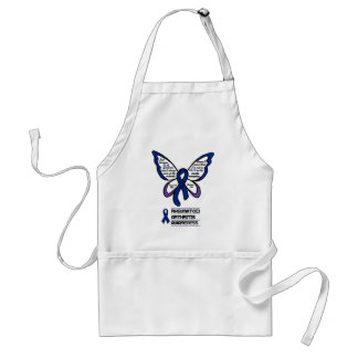 Support/Love/Believe...RA Adult Apron
