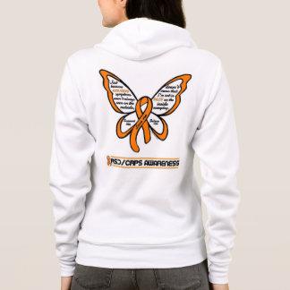 Support/Love/Believe...RSD/CRPS Hoodie