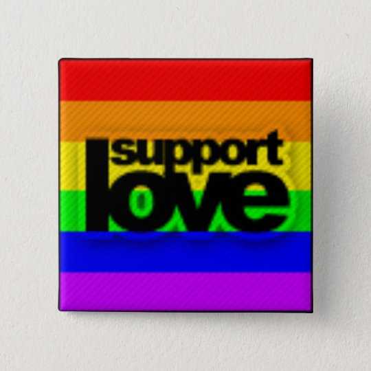 Support love. button