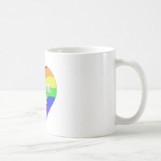 Support Love Coffee Mug