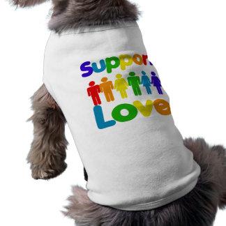 Support Love Doggie Shirt