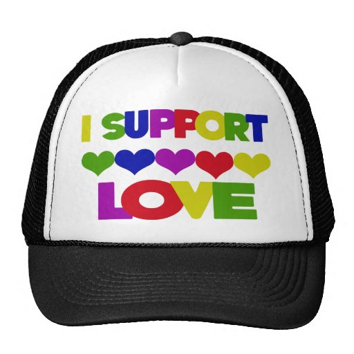 Support Love Hats
