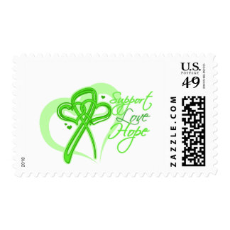Support Love Hope - Non-Hodgkin's Lymphoma Postage Stamps