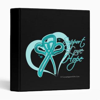 Support Love Hope - Ovarian Cancer Binder