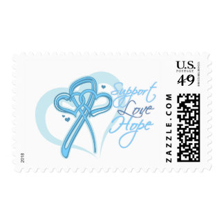 Support Love Hope - Prostate Cancer Stamp