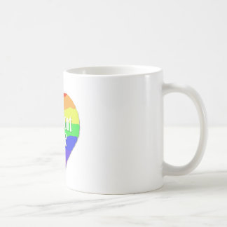 Support Love Classic White Coffee Mug