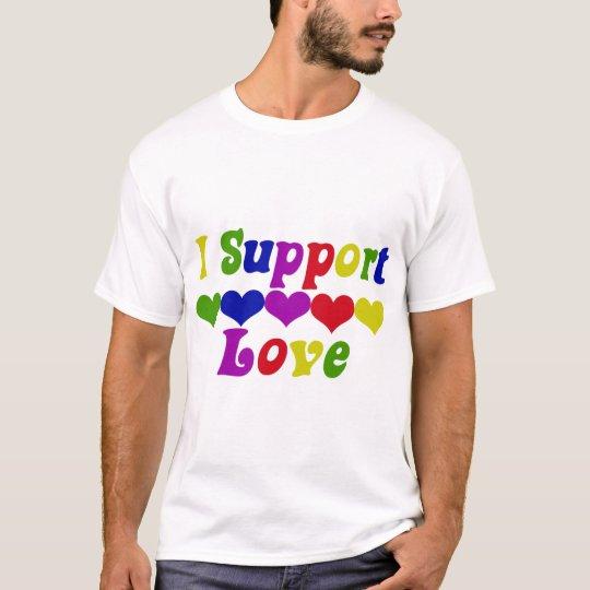 Support Love T-Shirt