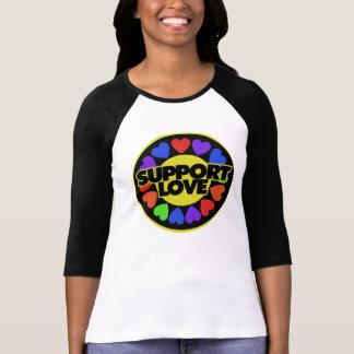 Support Love Tee Shirt