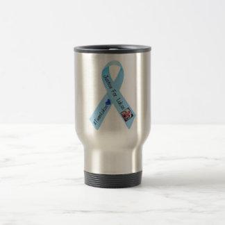 Support Lukas coffee mug
