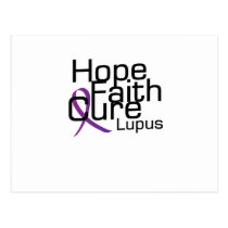 support lupus awareness Fight Gifts Postcard