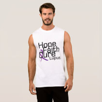 support lupus awareness Fight Gifts Sleeveless Shirt