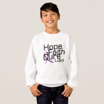 support lupus awareness Fight Gifts Sweatshirt