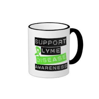 Support Lyme Disease Awareness Mugs